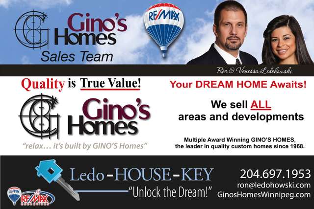 Ledo-HOUSE-KEY sells GINO'S HOMES - All areas & developments!