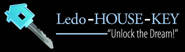 "Ledo-HOUSE-KEY... ""Unlock the Dream!"""