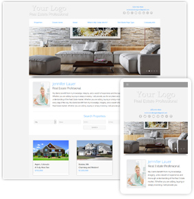 Crisp Series Real Estate Website Template