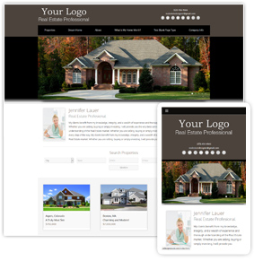 Enchanted Series Real Estate Website Template