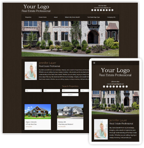 Refined Series Real Estate Website Template